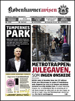 Klik og hent en pdf-version af Københavneravisen - december 2015