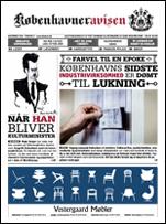 Klik og hent en pdf-version af Københavneravisen - november 2014