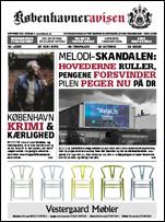 Klik og hent en pdf-version af Københavneravisen - september 2014