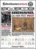 Klik og hent en pdf-version af Københavneravisen - april 2015