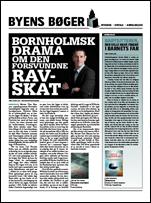 Klik og hent en pdf-version af Byens Bøger - Københavneravisen - marts 2016