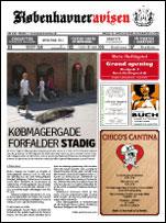 Klik og hent en pdf-version af Københavneravisen - juni 2008