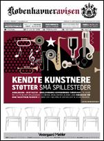 Klik og hent en pdf-version af Københavneravisen - juni 2012