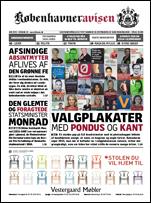 Klik og hent en pdf-version af Københavneravisen - juni 2015