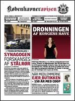 Klik og hent en pdf-version af Københavneravisen - juni 2016