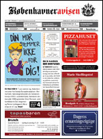 Klik og hent en pdf-version af Københavneravisen - maj 2009