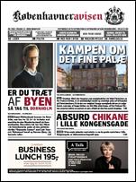 Klik og hent en pdf-version af Københavneravisen - maj 2018