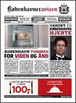 Klik og hent en pdf-version af Københavneravisen - marts 2017
