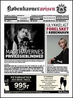 Klik og hent en pdf-version af Københavneravisen - november 2017