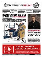 Klik og hent en pdf-version af Københavneravisen - oktober 2017