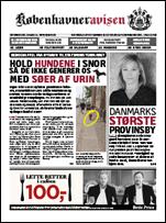 Klik og hent en pdf-version af Københavneravisen - september 2016