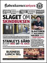 Klik og hent en pdf-version af Københavneravisen - september 2018