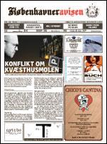 Klik og hent en pdf-version af Københavneravisen - april 2008