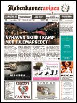 Klik og hent en pdf-version af Københavneravisen - december 2007