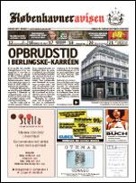Klik og hent en pdf-version af Københavneravisen - februar 2007