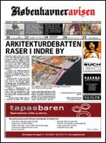 Klik og hent en pdf-version af Københavneravisen - juni 2006