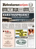 Klik og hent en pdf-version af Københavneravisen - marts 2007